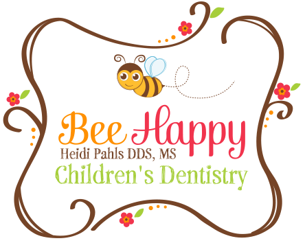 Bee Happy Childrens Dentistry Logo